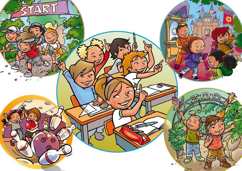 illustraties voor Wis&Waar8tig groep 3-4(B) i.o.v. Hoek&Havenaar kopie