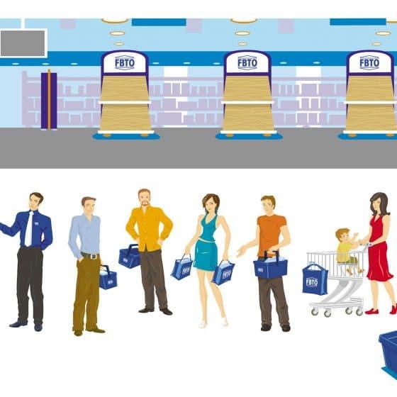 illustraties voor FBTO