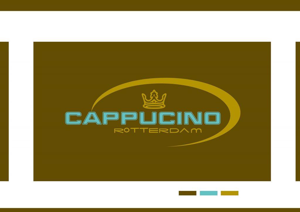 ontwerp logo 'Cappucino Rotterdam'