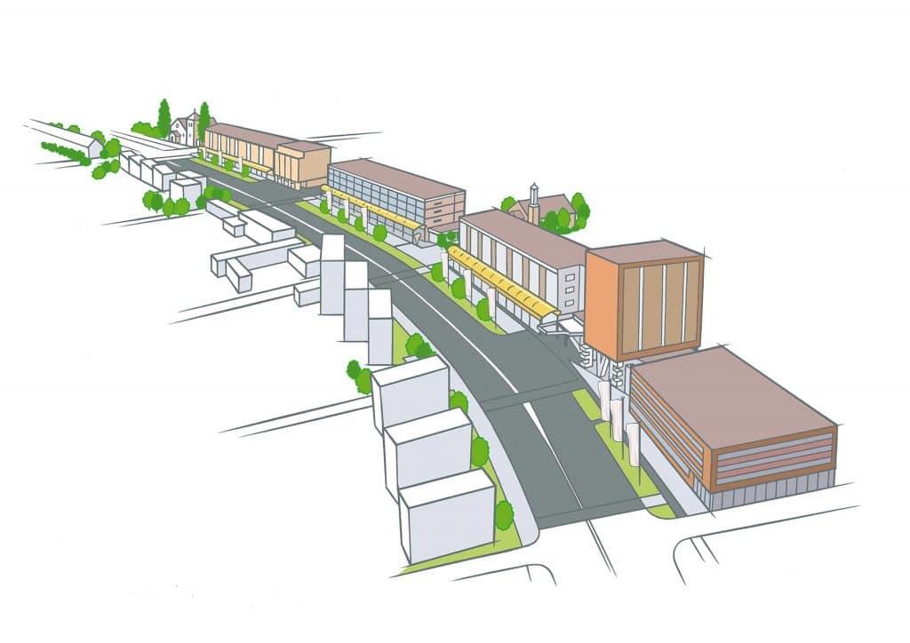 ontwerp v Hogendorplaan i.o.v. theprofs.nl